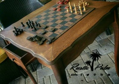 Game Table Refurbished