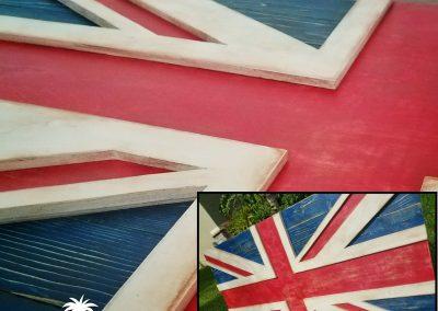Union Jack 3D